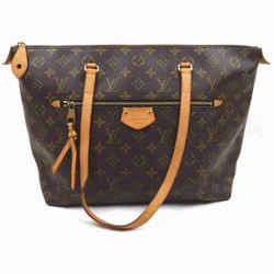 Louis Vuitton Discontinued Monogram Lena MM Zip Tote Iena  861652