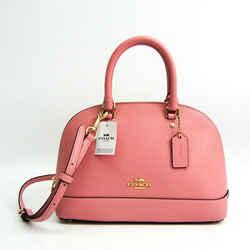 Coach Mini Sierra Satchel F27591 IMP02 Women's Leather Handbag,Shoulder BF515870
