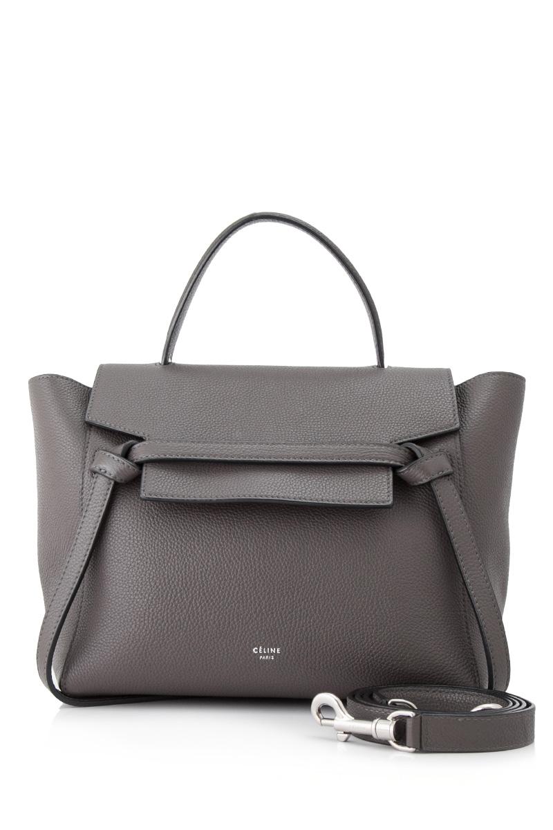 Pre Owned Celine Micro Belt Bag Leprix