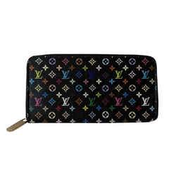 Louis Vuitton Murakami Zippy Wallet