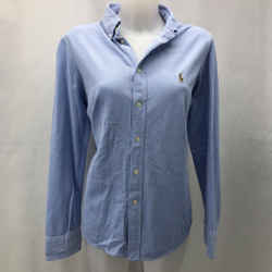 Ralph Lauren Blue Button Down XL