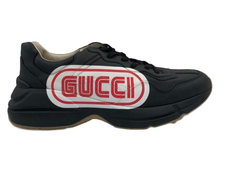 Gucci Print Rhyton Sneaker Sega