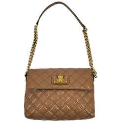 Marc Jacob Patent Leather Quilted Single Bag