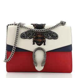 Dionysus Bag Embellished Leather Medium