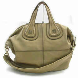 Givenchy Light Brown Beige Tan Nightingale 2way 861187