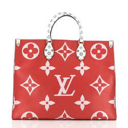 OnTheGo Tote Limited Edition Colored Monogram Giant GM