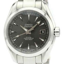 Polished OMEGA Seamaster Aqua Terra Ladies Watch 231.10.30.20.06.001 BF517613