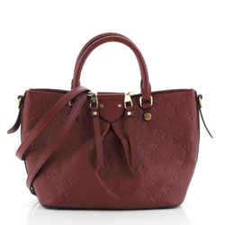 Mazarine Handbag Monogram Empreinte Leather PM