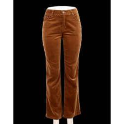 Lauren Jean Co. Ralph Lauren Green Label Velvet Jeans