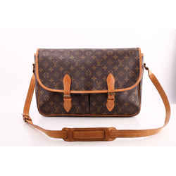 2012 Louis Vuitton Sac Gibeciere Gm Messenger Bag