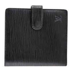 Louis Vuitton Epi Leather Bi Fold Snap Wallet