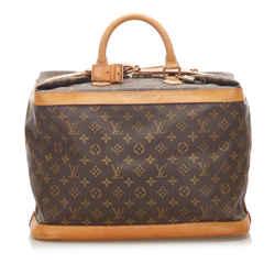Brown Louis Vuitton Monogram Cruiser 55 Bag