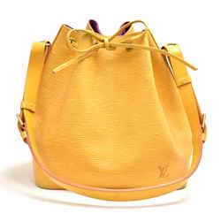 Vintage Louis Vuitton Petit Noe Yellow Epi Leather Shoulder Bag LU095