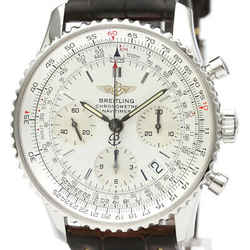 Polished BREITLING Navitimer Steel Rubber Automatic Mens Watch A23322 BF522058