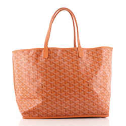 Anjou Reversible Tote Coated Canvas PM