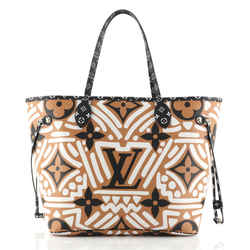 Neverfull NM Tote Limited Edition Crafty Monogram Giant MM