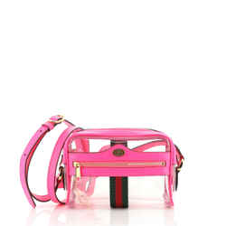 Ophidia Shoulder Bag PVC Mini