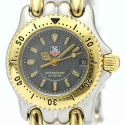 TAG HEUER Sel Professional 200M Gold Plated Steel Ladies Watch WG1420 BF516238
