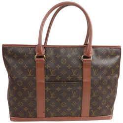 Louis Vuitton Sac Weekend PM Monogram Large Zip Tote 872382