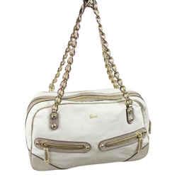 "Gucci Capri Boston Leather - Shoulder Bag 15.5""l X 8""h X 5""w"