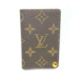 Louis Vuitton Monogram  Card Case Porte Cartes Pression Wallet 863080