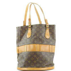 Louis Vuitton French Co USA Monogram Marais Bucket GM Tote Bag 62850
