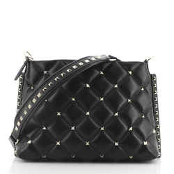 Candystud Messenger Bag Leather Large