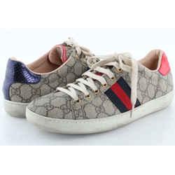 Gucci Ace GG Supreme Trainer Sneaker